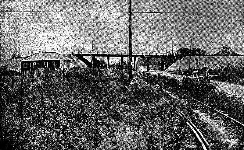 O-K Line Harahan underpass, 1915