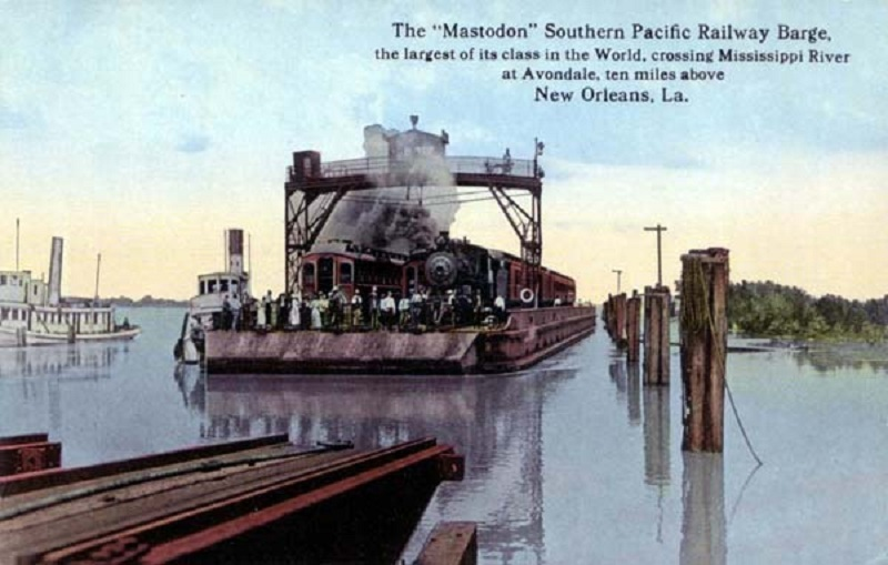 Harahan-Avondale Railroad ferry