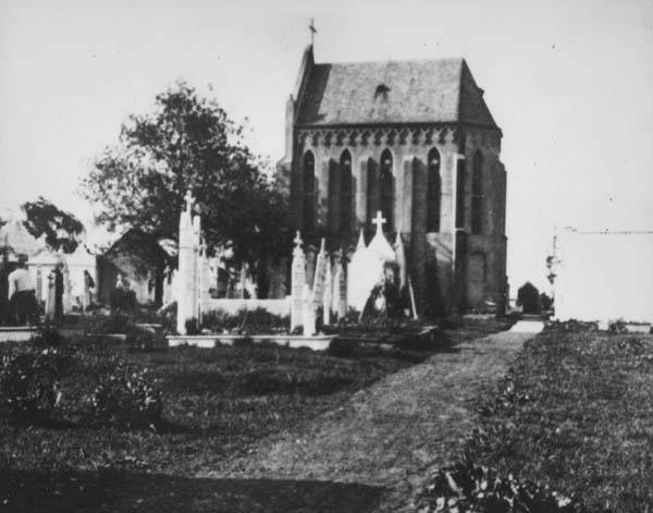St. Roch Chapel, early 1900s