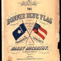 """""""The Bonnie Blue Flag"""""""